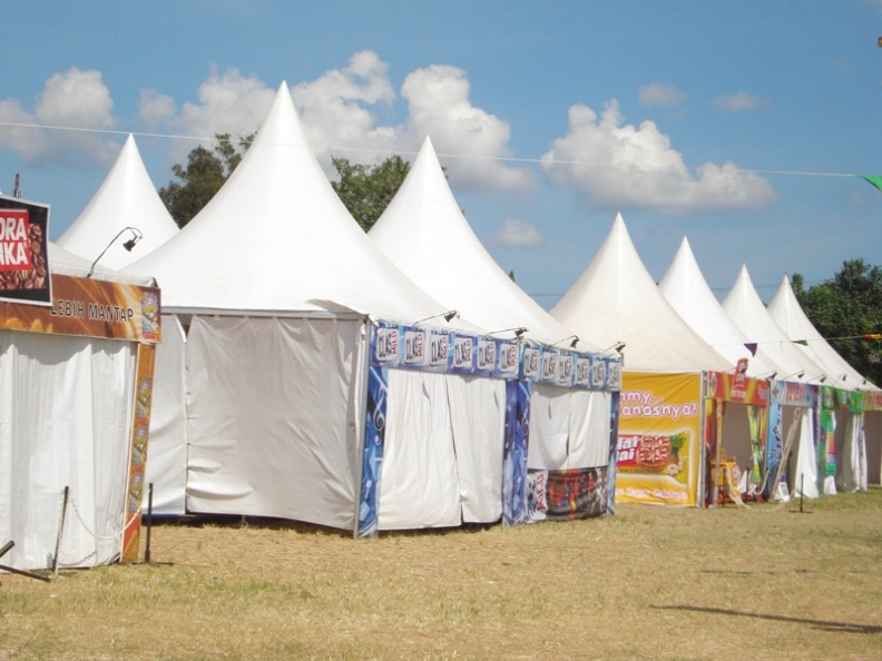 Sponsored Tents